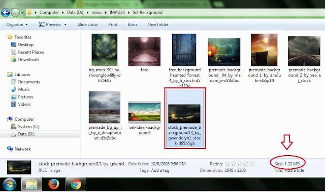 Cara Mudah dan Cepat Mengkompres Ukuran File Foto Offline