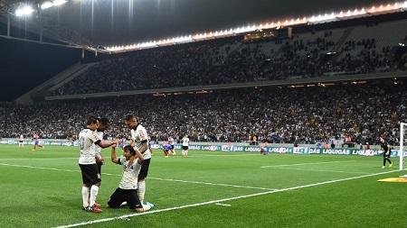 Assistir Corinthians x Santos AO VIVO 03/06/2017