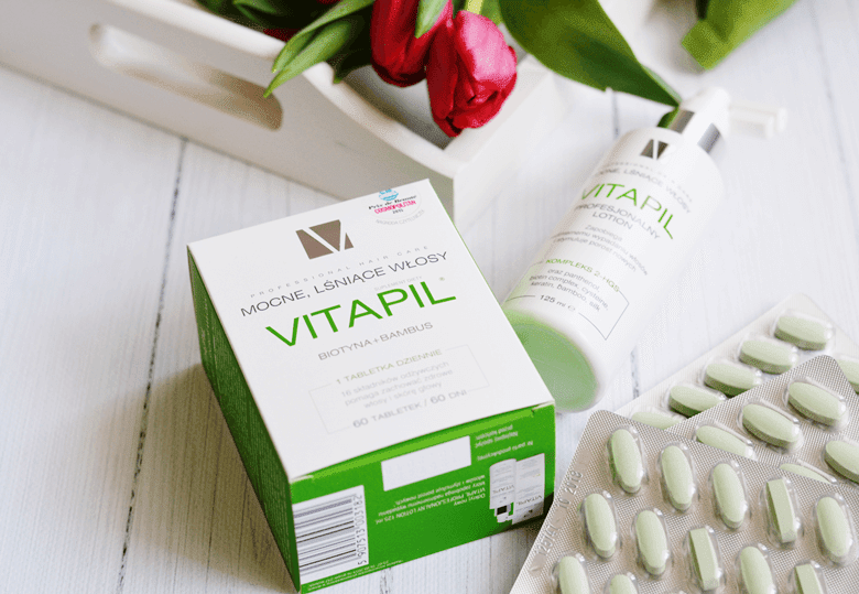 vitapil lotion i suplement bambus biotyna