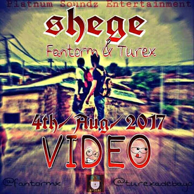 """Download """"Fantorm and 2Rex - Shege"""""""