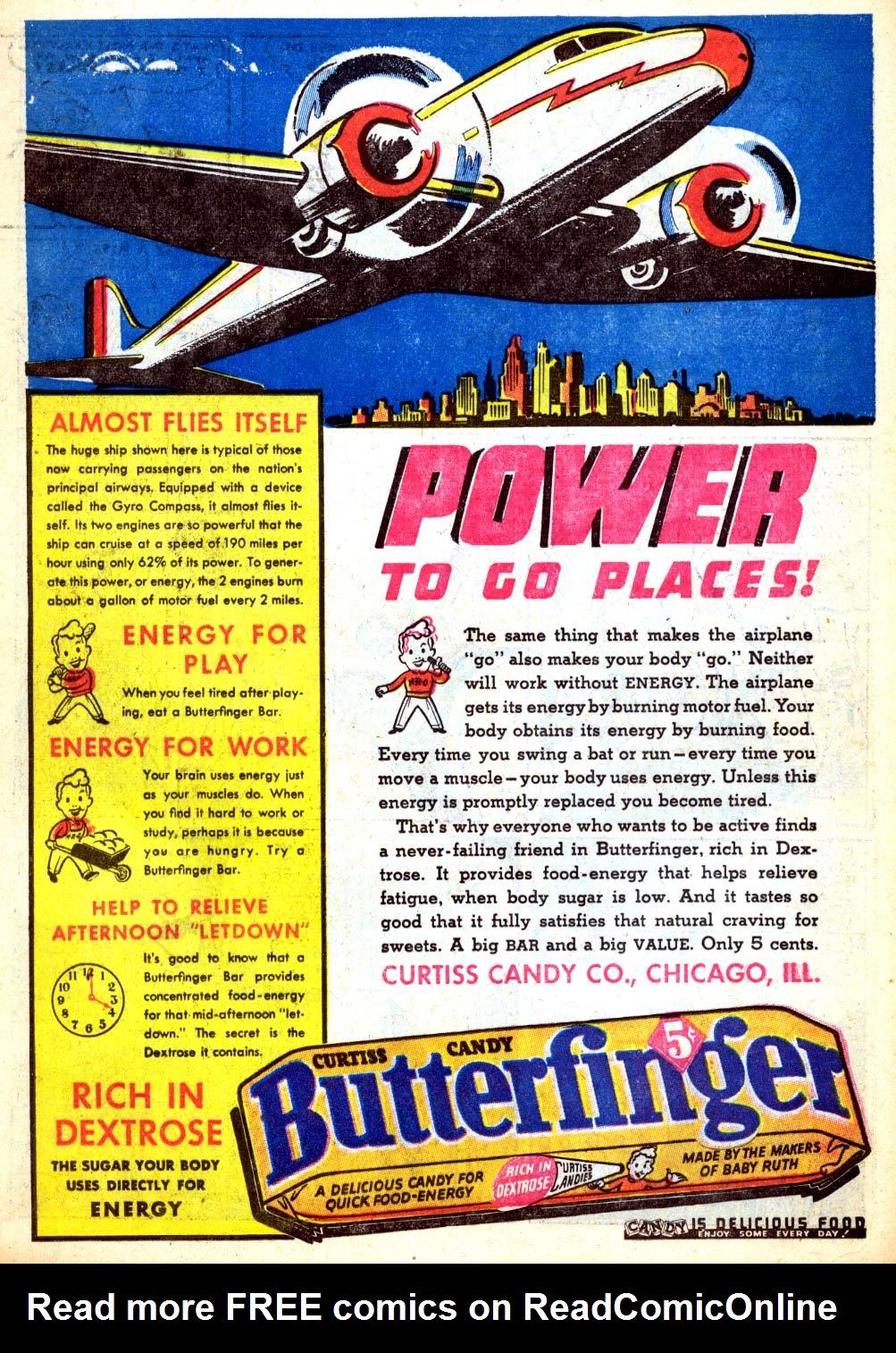 Read online All-American Comics (1939) comic -  Issue #22 - 21