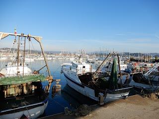 ラ・スペツィア(La Spezia)の海