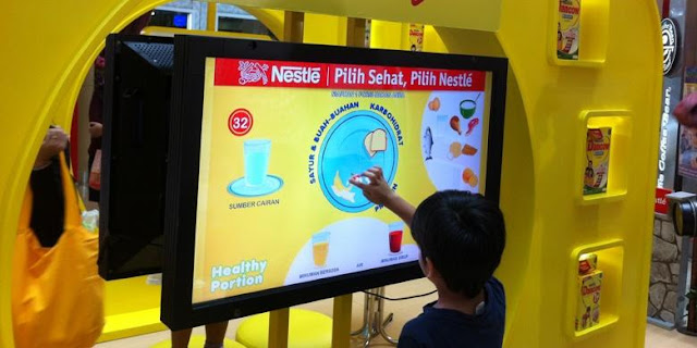 Pilih Sehat, Pilih Nestle, Gaya Hidup Sehat Dengan Nestle