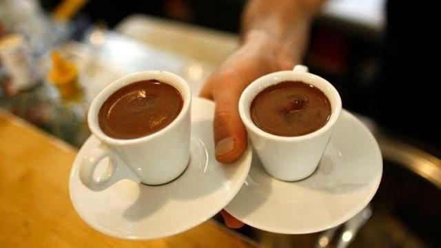 """""""Πικρός"""" ο καφές από 1 Ιανουαρίου του 2017"""