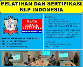 Sertifikasi NLP Indonesia