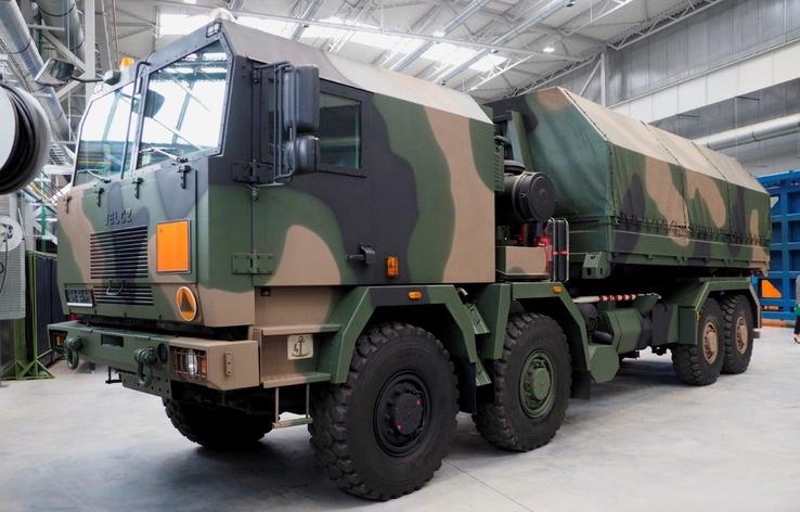Artyleryjski Wóz Amunicyjny (AWA)
