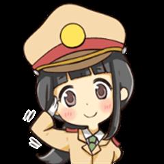 Vietnamese Ao Dai Girl Emoi-chan