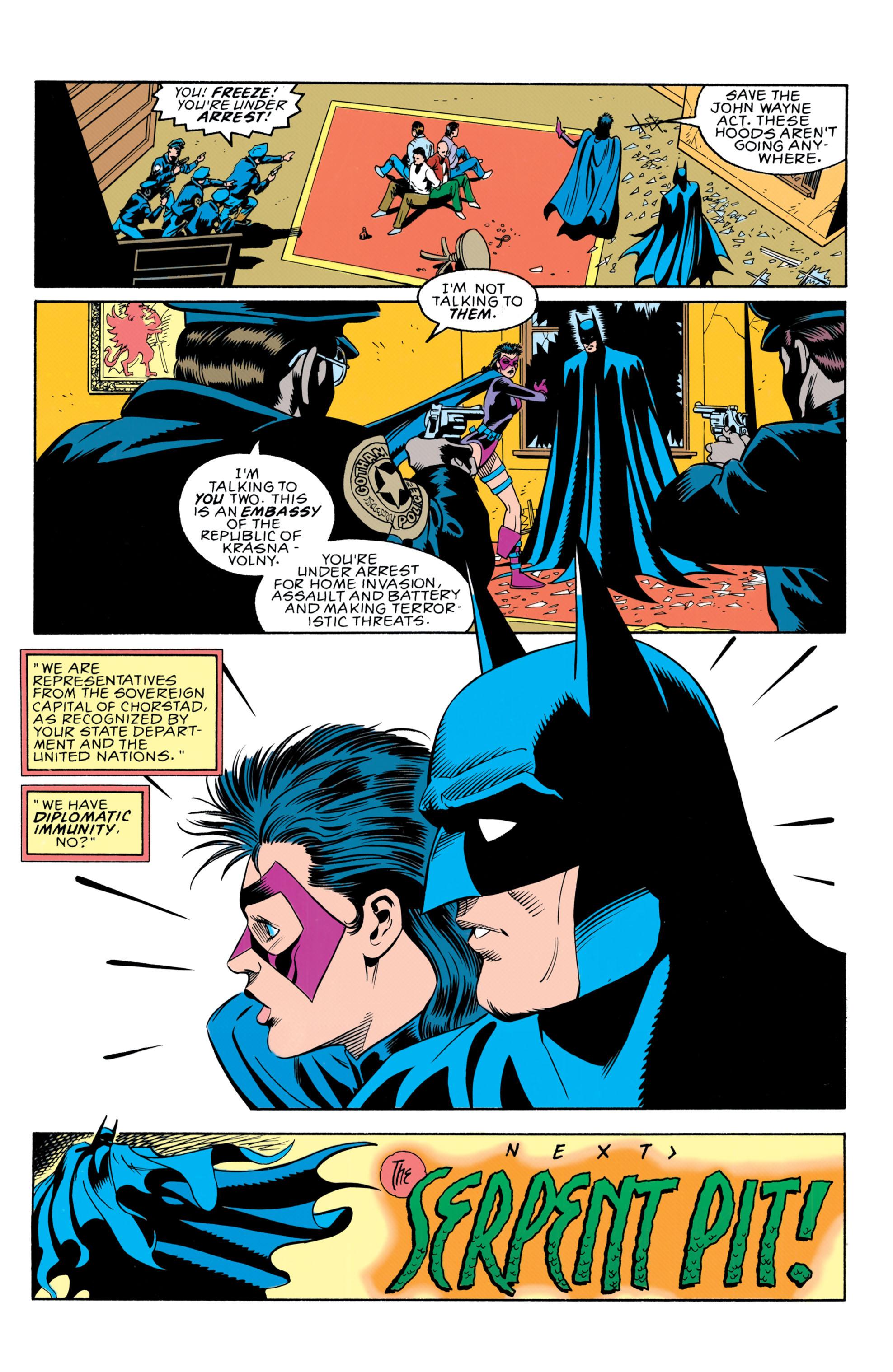 Detective Comics (1937) 652 Page 22