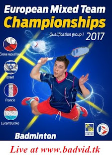 European Mixed Team Championships (Qualification) 2017 live streaming
