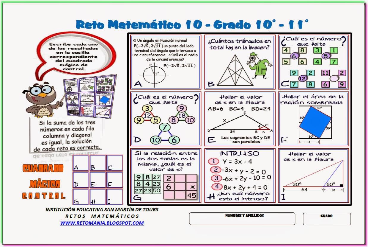 Descubre el número, ¿Cuál es el número que falta?, Retos matemáticos, Retos para pensar, Piensa Rápido, Desafíos matemáticos, Problemas matemáticos, Cuadrados mágicos, Triángulos, Semejanza, Triángulo Rectángulo, Semejanza de Triángulos