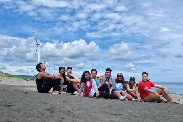 FSRM in Bangui Wind Farm, Ilocos Norte