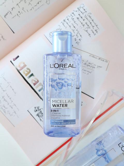 L'Oreal Micellar Water Review