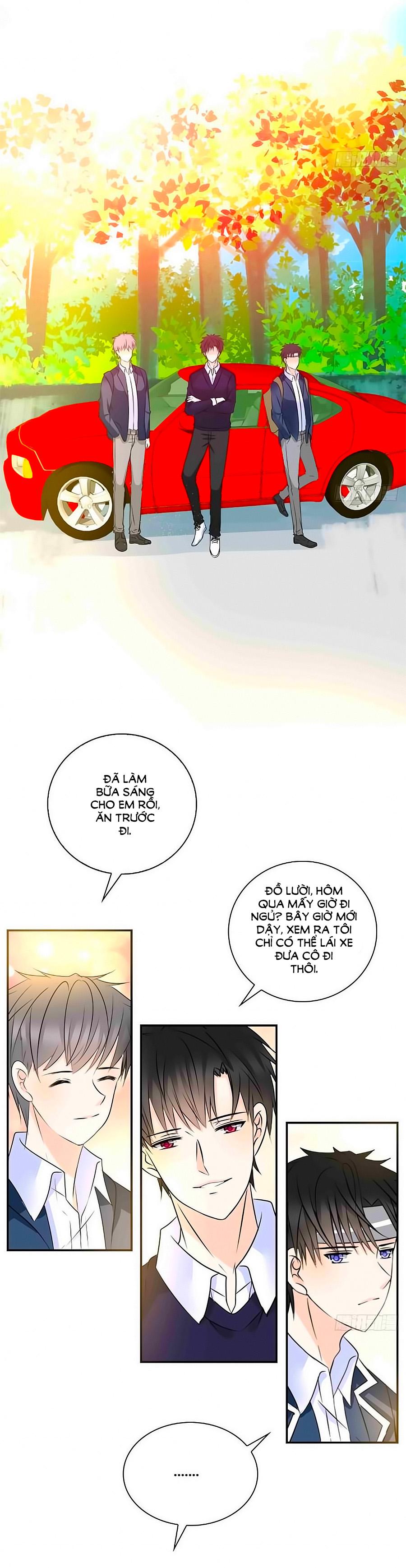Công Chúa Nữ Vương Mệnh Chap 68 - Trang 16