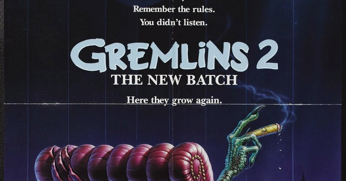 Happyotter: GREMLINS 2: THE NEW BATCH (1990)