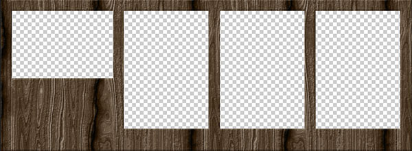 Free Wood Facebook Cover Automated PSD Templates 3