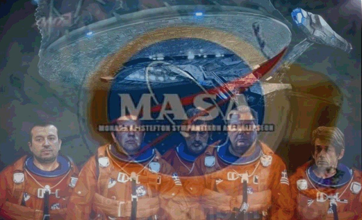 Διαστημικός τρόμος ΣΥΡΙΖΑ
