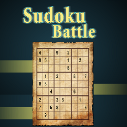 Online Multi-player Sudoku Battle (Logical Thinking Puzzle Game)-Fun