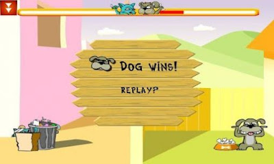 Dog vs Cat - Game Flash Kucing vs Anjing