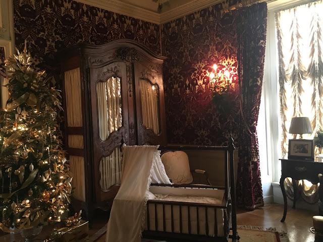 Louis XV Room at the Biltmore at Christmas
