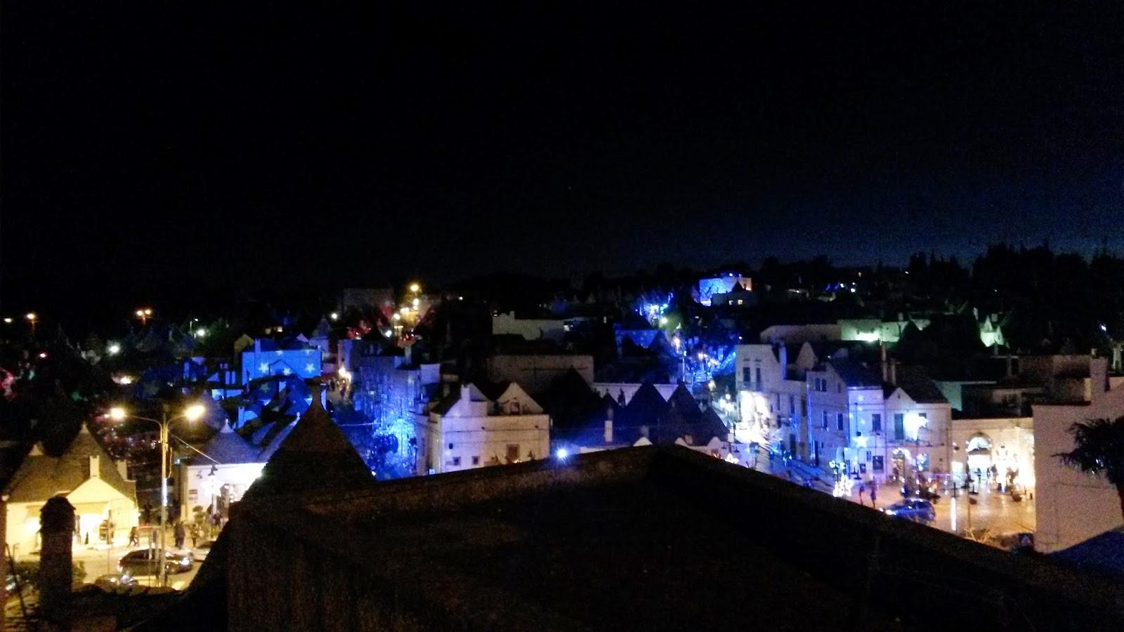 Pensieri in Viaggio Alberobello Light Festival  i trulli si vestono di luci e stelle