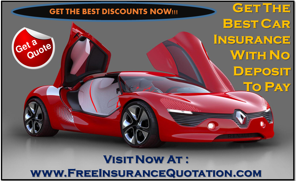 How To Get No Deposit Car Insurance Quotes