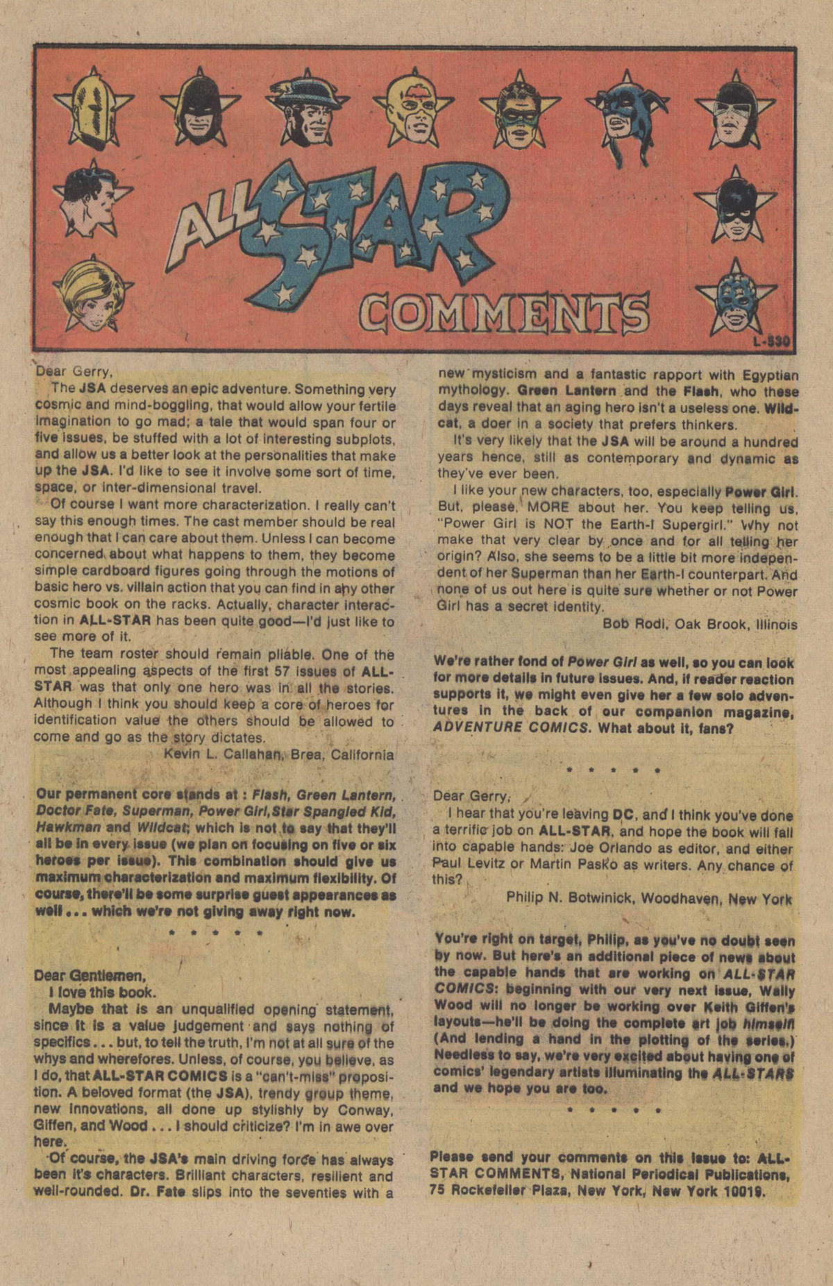 Read online All-Star Comics comic -  Issue #63 - 31