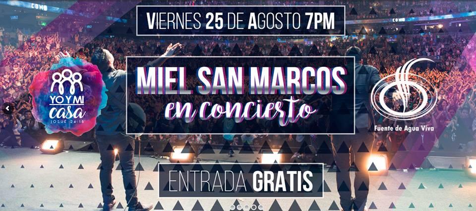 Miel San Marcos en Carolina, Puerto Rico | 25 de Agosto 2017 - EyC ...