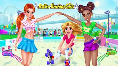 Roller Skating Girls - Dance on Wheels Apk Mod
