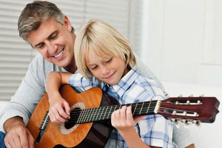 Cách học đàn guitar nhanh và hiệu quả