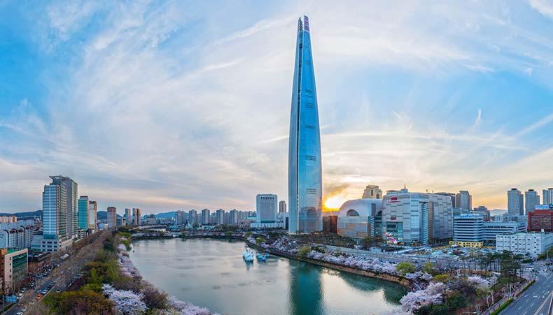 10 высочайших зданий мира ТОП 5