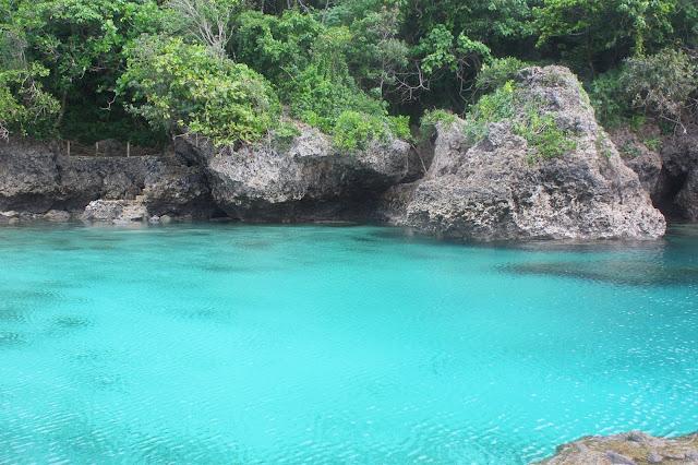Magpupungko Beach, Siargao Island, Surigao del Norte