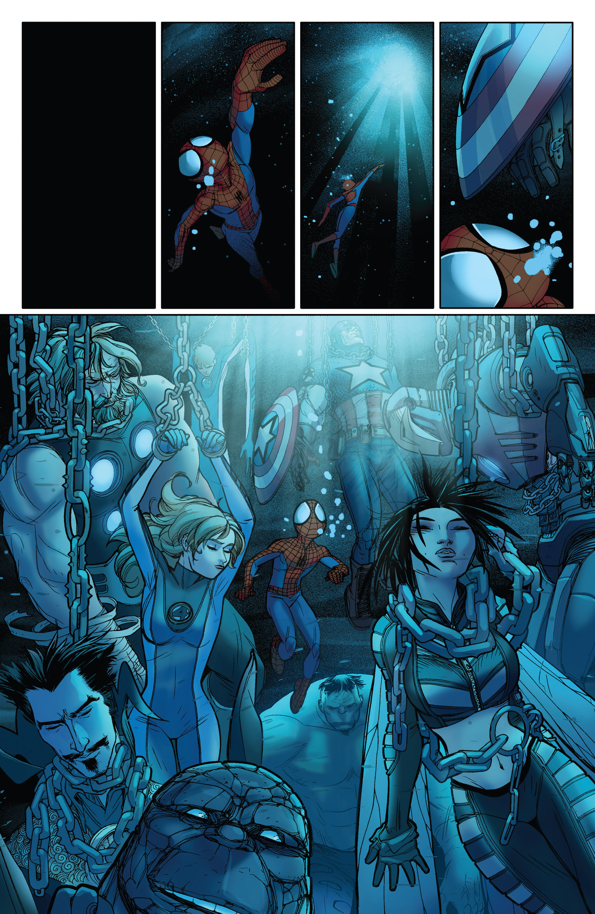 Read online Ultimate Spider-Man (2009) comic -  Issue #2 - 6