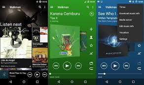 Sony walkman apk