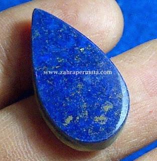 Batu Permata Lapis Lazulite - ZP 336