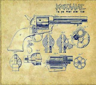 krotalias rock band_album 1 front