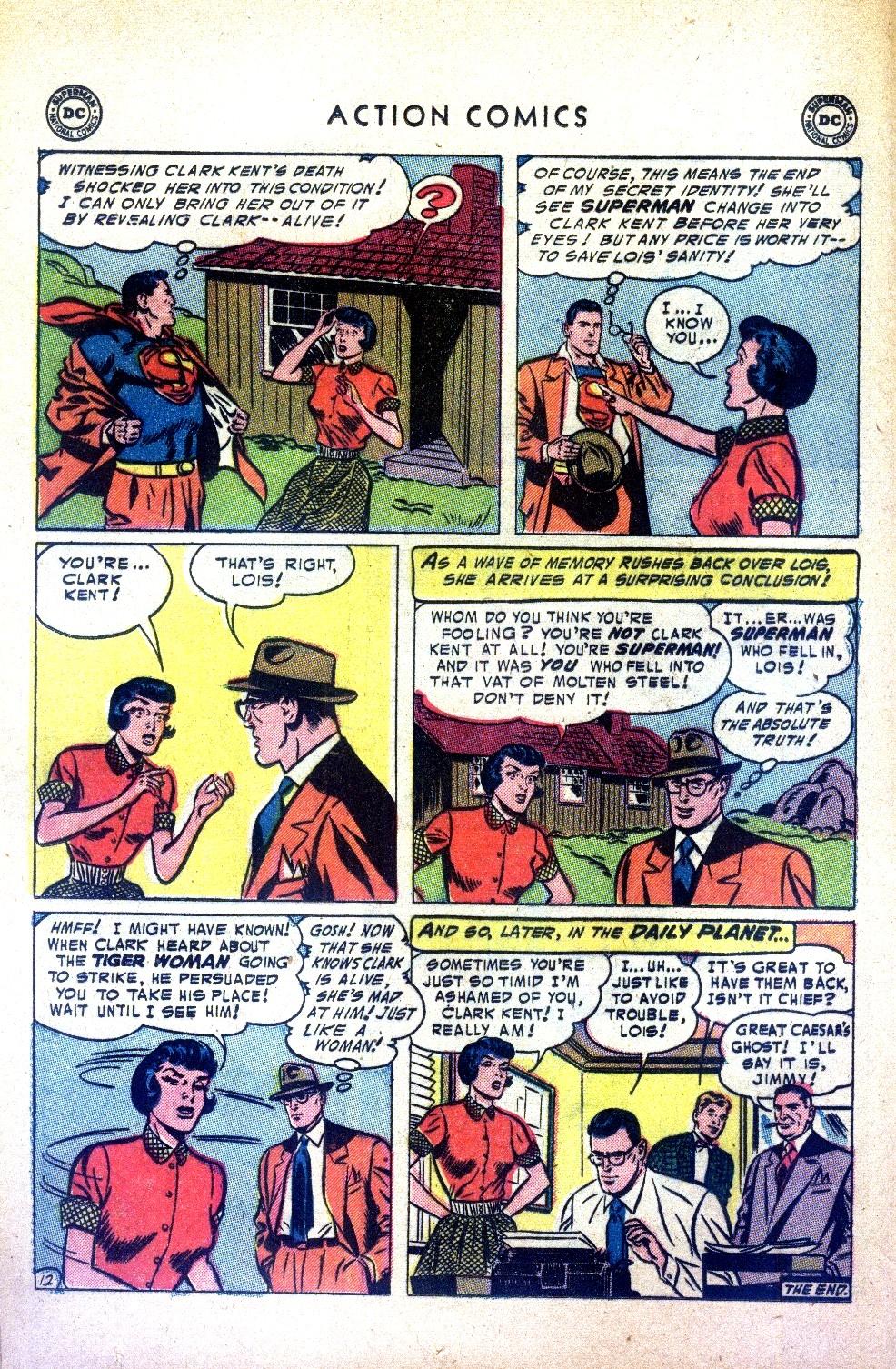 Action Comics (1938) 195 Page 13