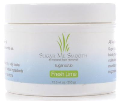 Sugar Me Smooth - gave me super smooth and moisturized skin