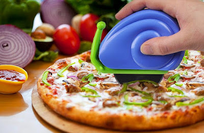 Snail Pizza Wheel