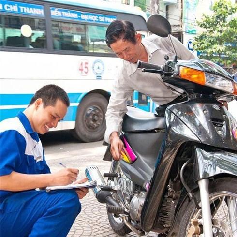 Quy trình bảo dưỡng xe máy số