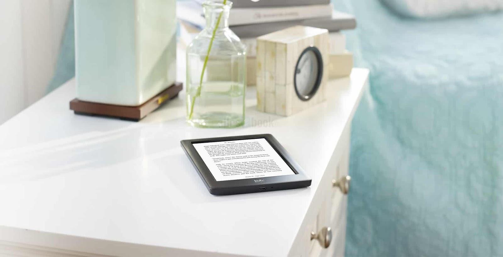 Kobo Glo HD - zdjęcie produktu