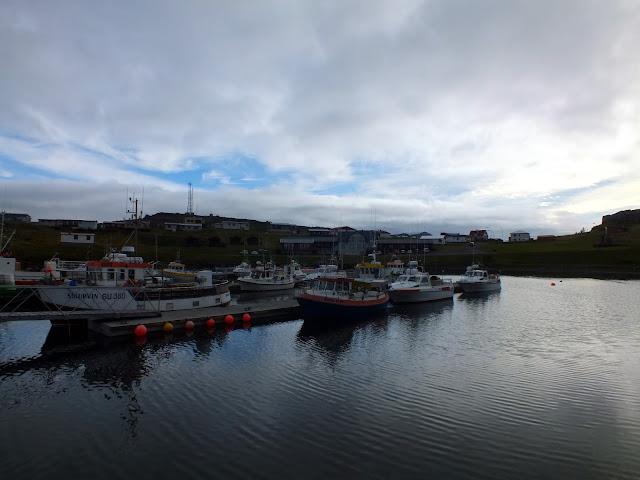 pueblos de Islandia
