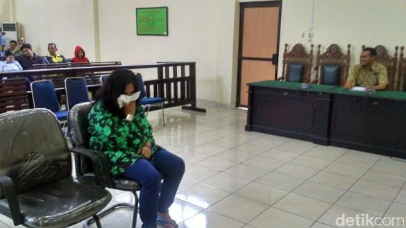 Nasib Ibu yang Ditendang AKBP Yusuf: Lebam dan Dipidana Percobaan