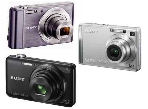 Kamera Digital Sony