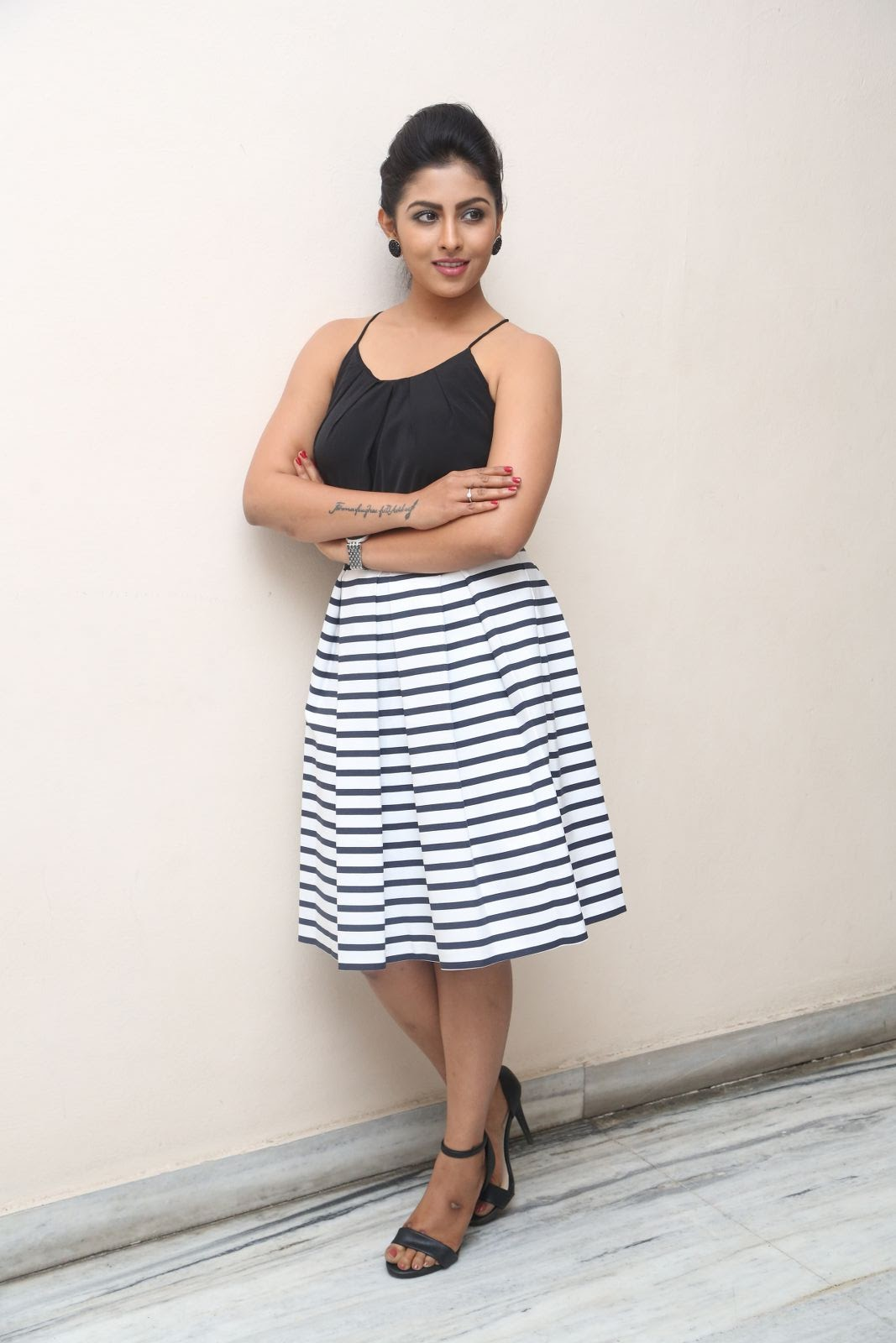 kruthika jayakumar new photos-HQ-Photo-13