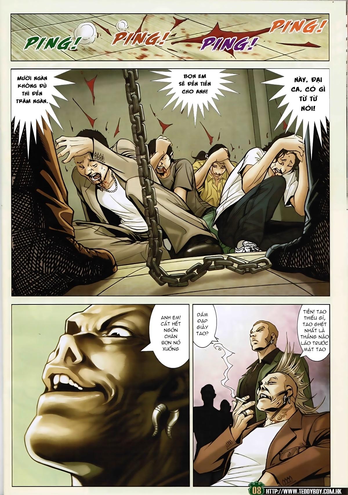 Người Trong Giang Hồ - Chapter 1590: Hoành tảo thiên quân - Pic 7