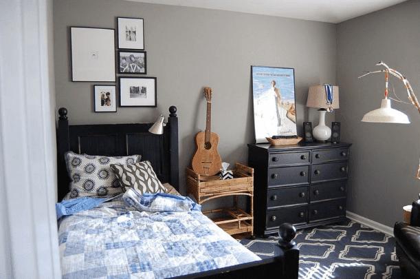 model kamar tidur anak laki laki