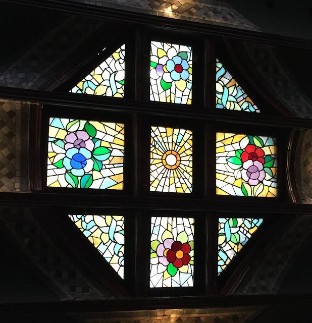 Flores en el Cristal, Palau de la Música, Beatriz 2015