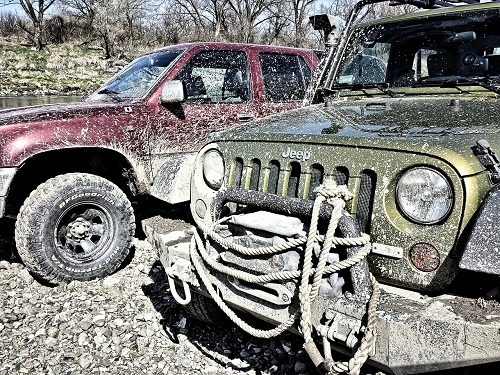 Compare Jeep Wrangler JK and TJ Model Specifications