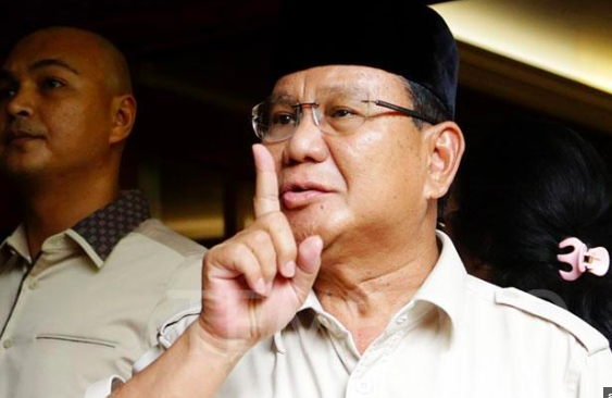 Prabowo Subianto Dilaporkan Terlibat Kasus Makar Bersama Eggi Sudjana