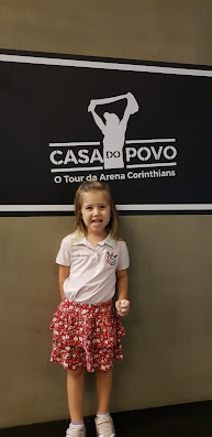 Tour Arena Corinthians Com Crianças